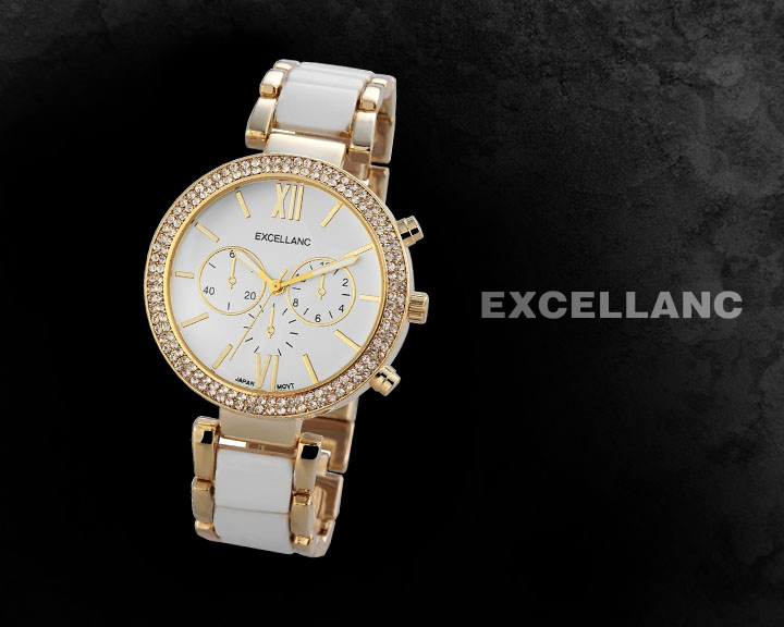 Dámske hodinky EXCELLANC SE829 adc6c1ca30