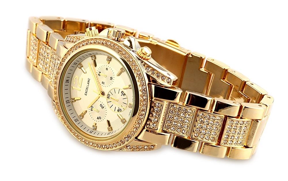 Dámske hodinky Strass Style EXCELLANC SE839. skladom 95b4ffd08d