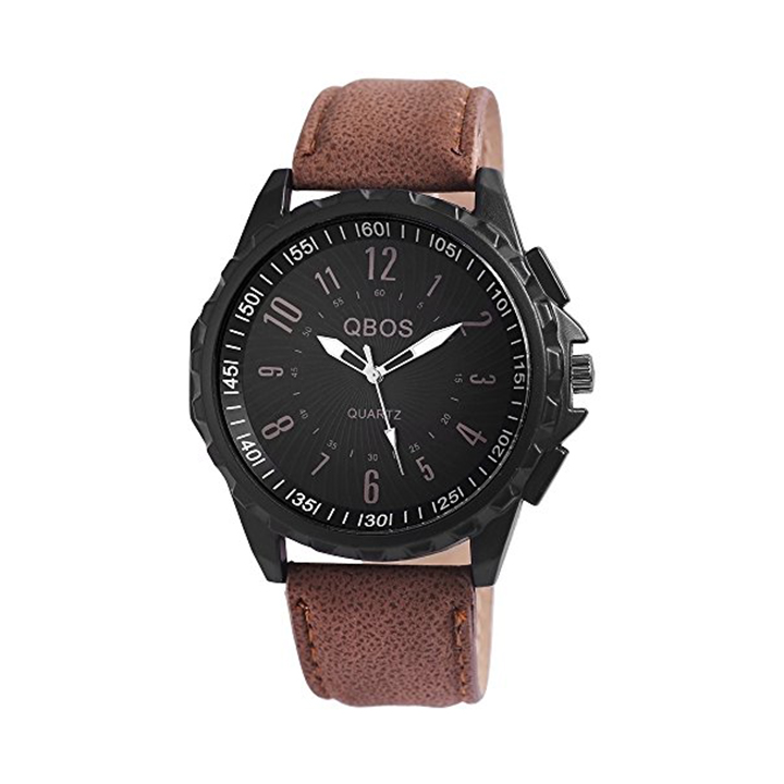 98af2b7e24f1 Pánske hodinky QBOS Q008